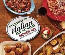 Everyone Is Italian on Sunday by Rachael Ray (2015, Hardcover)