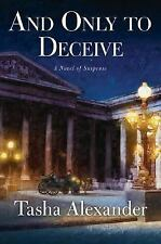 And Only to Deceive-ExLibrary