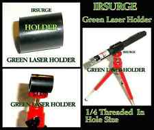 GREEN LASER 532nm 5MW PEN Pointer Paranormal GHOST HUNTING UFO Tool 10 HOLDERS