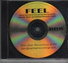 (DE805) Feel, Hey You - 2003 DJ CD