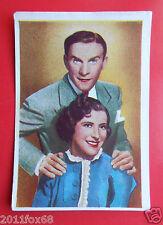 figurine actor acteurs cards nestle stars of the silver screen 140 burns & allen