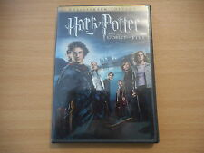 DVD en ANGLAIS - HARRY POTTER AND THE GOBLET OF FIRE - ZONE 1