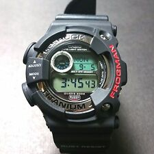 G-SHOCK FROGMAN  DW-9900-1A RARE DW- 9900 SERIES JAPAN IMPORT