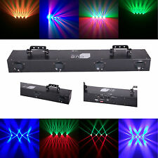 CUELighting Vega Disco Light - DMX Quad Moonflower dj lighting effect