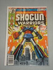 SHOGUN WARRIORS #1 VOL 1 MARVEL COMICS FEBRUARY 1979
