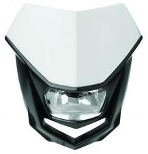 Polisport - 8657400001 - Halo Headlight, White`