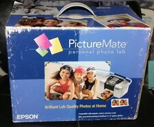 Epson Picture Mate B271A Personal Photo Lab Full Ink + Paper