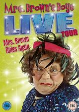 MRS. BROWN'S BOYS LIVE TOUR - BRAND NEW DVD