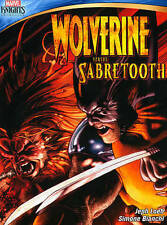 MARVEL KNIGHTS - Wolverine Versus Sabertooth DVD