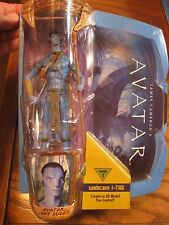 "Avatar - Blue Jake Sully 6 1/2"" Action Figure - Mattel 2009"
