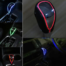 TOUCH MOTION ACTIVATED LED LIGHT AUTO CAR SHIFT KNOB SHIFTER GEAR MUTI-COLOR#
