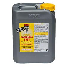 Engrais / Fertilisant pour la Croissance en Terre HESI TNT Complexe (5L)