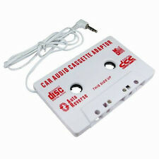 3.5mm Car Stereo Audio Cassette Tape Adapter For iPhone iPod MP3 CD Player New