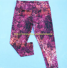 AUTH LULULEMON ATHLETICA CAPRI CROPPED STRETCHY LEGGINGS 4 / X-SMALL #22 BNEW