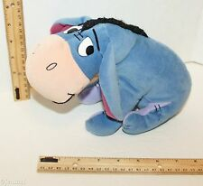 """EEYORE CHARACTER FROM DISNEY WINNIE THE POOH 10"""" PLUSH TOY FIGURE """"MISSING TAIL"""""""