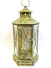 "Outdoor Chic Rustic Westhaven Lantern - Garden, Deck, Patio Functional Decor 21"""