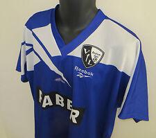 90s Reebok VFL BOCHUM Football  Shirt Soccer Jersey Trikot Malliot Camiseta XL