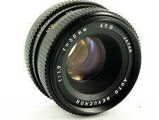 MC REVUENON Objektiv Lens 50/1.9 M42 Canon EOS