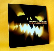 Cardsleeve Single CD DA BOY TOMMY Halloween 2TR 1999 jumpstyle dance