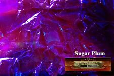 M00447 MOREZMORE Angelina Fantasy Film SUGAR PLUM PURPLE Heat Bondable 50' A60