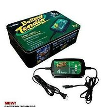 Battery Tender 1.25 AMP Selectable Charger - 022-0211