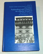 1997 NATIONALISM AND ETHNICITY IN A HINDU KINGDOM: Politics of Culture in Nepal