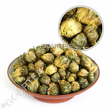 100g Organic Premium Golden Fetal Chrysanthemum Buds Flower Floral Herbal Tea