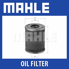 Mahle Oil Filter OX187D - Fits BMW M3, Z3 - Genuine Part