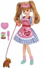 Takara Tomy Licca Doll Lovely Pet Groomer (841975) PRE ORDER