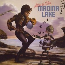 Madina Lake - Attics to Eden (2009)  CD  NEW/SEALED  SPEEDYPOST