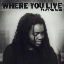 Where You Live, Chapman, Tracy, New Import, CD