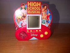 HIGH SCHOOL MUSICAL ELECTRONIC HAND HELD GAME BY DISNEY 2007 ZIZZLE WORKING VGC