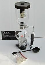 HARIO SIPHON SYPHON COFFEE MAKER TECHNICA TCA-5 JAPAN IMPORT