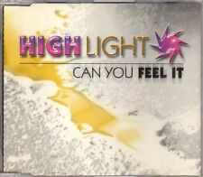 Highlight - Can You Feel It - CDM - 1997 - Eurodance Panic Records