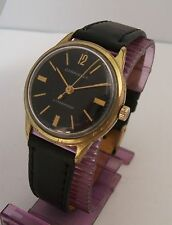 Vintage Caravelle from Bulova Men Watch from 1967 manual wind runs great!!