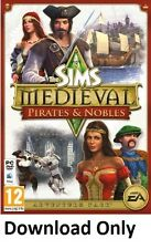 (PC/MAC) The SIMS Medieval Pirates & Nobles (ORIGIN CD-Key)