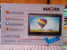 Tablet Master MID 704S 7.0 A33 Quad Core/Cortex a.7