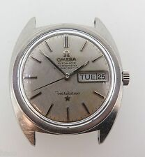 .1969 OMEGA CONSTELLATION AUTOMATIC CAL 751 STEEL GNTS WATCH  REF 168019