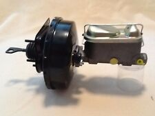 """67 68 69 70 Mustang 9"""" power brake booster ford style master cylinder & pedal"""