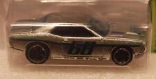 Hot Wheels 2015 Walmart Exclusive Zamac Dodge Challenger Concept #234/250