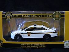 Pennsylvania State Police Trooper 2015 Ford Sedan First Response 1/43 PREMIER