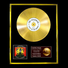 THE OFFSPRING IXNAY ON THE HOMBRE  CD  GOLD DISC FREE P+P!!