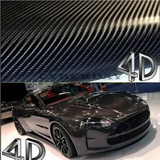 200cm*40cm Styling 4D Carbon Fiber Fibre Vinyl Film Motorcycle Car Accessories3M