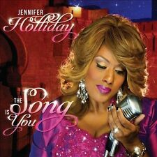 The Song Is You 2014 by Jennifer Holliday *Ex-library*
