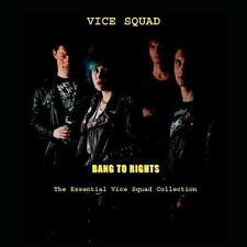 VICE SQUAD   Bang to Rights - The Essential Collection  CD