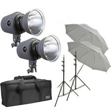 Impact Two Digital Monolight Kit with Case (120VAC) 800 Total Watt/Seconds