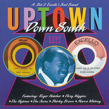 "UPTOWN DOWN SOUTH  ""THE A-BET AND EXCELLO LABELS SOUL SOUND""    24 TRACKS"