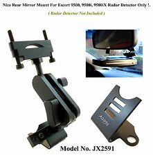 Nice Car Mount For The Rear Mirror Good For Escort 9500iX Series Radar Detectors