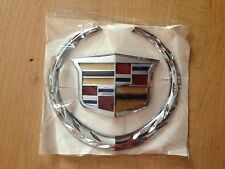 New Cadillac Escalade STS DTS XLR ATX XTS Grill or trunk wreath Emblem