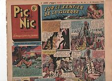 PIC ET NIC n°22 - 26 décembre 1946